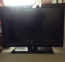 37 inch flat screen TV