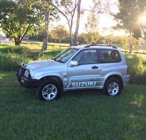 2002 Suzuki Grand Vitara Coupe Yeerongpilly Brisbane South West Preview