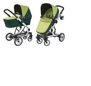 Peg-Perego Skate Stroller System ..3 in 1 with car seat+stand