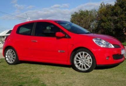 2010 Renault Clio Sport 197 RS Watermans Bay Stirling Area Preview