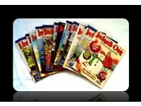 IRELANDS OWN - 15 MAGAZINES - FOR SALE
