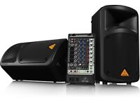 Behringer europort esp500mp3 brand new portable PA system rrp400