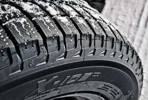 Basically new 195/65/r15 Michelin X Ice winter tires