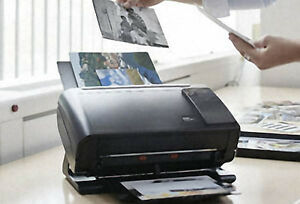 Kodak PS80 High Speed/Quality photograph and document Scanner
