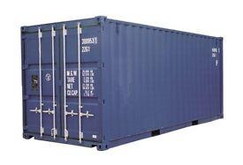 Dartford Self Storage 20x8 container self storage