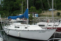 *** NEW PRICE C&C 27 Sailboat