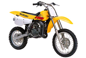 2001 Suzuki RM 80 AS IS