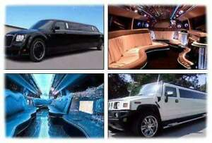 LIMO LIMOUSINES AND PARTY BUS SERVICES 289 888 2399