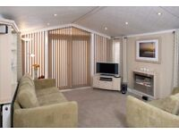 Luxury Static Caravan REDUCED For Sale on Family Park in East Yorkshire with Sea Views near Brid
