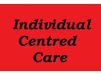 CARER IN THE COMMUNITY -