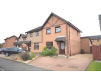 House for sale semi detached, 3 bedrooms, caltrop place stirling
