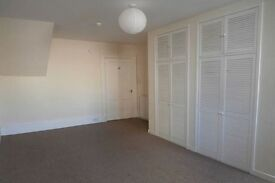 Large double room to rent in furnished two floor flat
