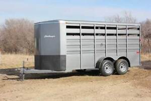 WANTED: Livestock trailer