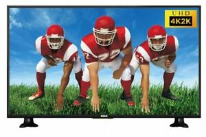 55 Inch 4K Ultra HD TV RCA LED 2160P Like New Condition