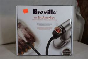 Breville The Smoking Gun, Silver this is brand new in box never