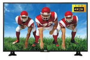 RCA TV 55 Inch 4K Ultra HD LED 2160P Like New Condition