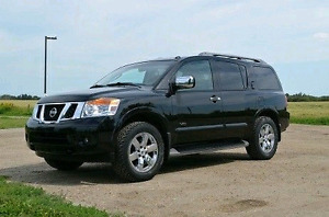2009 Nissan Armada LE SUV w/ Tech Package
