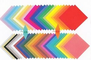 ORIGAMI-Paper-Normal-60-Sheets-50-colors