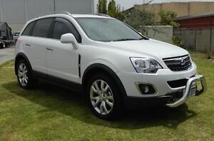 '14 Holden Captiva LTZ 5 AWD Wgn with NO DEPOSIT FINANCE!* O'Connor Fremantle Area Preview