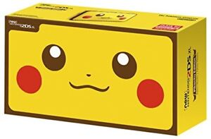 BNIB Pikachu 2DS XL $180 (or trade for ps4)
