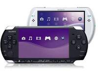 * * * WANTED SONY PSP * * *