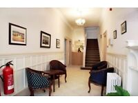 Hostel for sale in West End of Glasgow with over 50 beds – Only £850,000