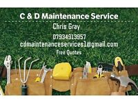 5* Professional & Reliable Outdoor/ Indoor Maintenance and Gardening Services in Warrington