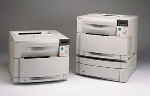 TWO HP Colour LaserJet 4500 Network Printers
