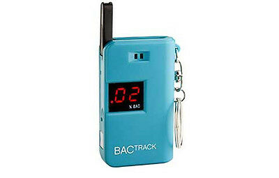 BACtrack Keychain Ultra-Portable Breathalyzer