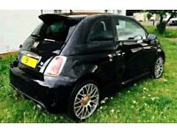 Fiat 500 Abarth 2015 breaking for Parts/Spares