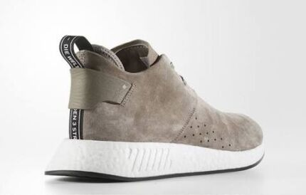 NEW Adidas NMD C_2 Suede brown & black. size 10