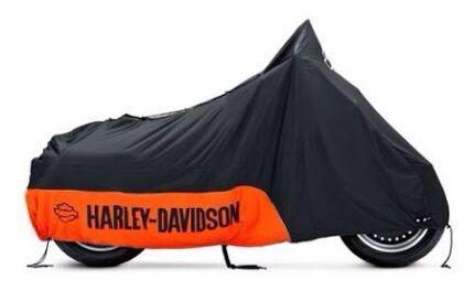 Harley Davidson cover  Brown Hill Ballarat City Preview