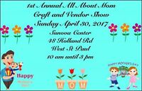 All About Mom Craft and Vendor Show