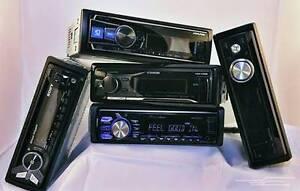 Car Stereos & Head Units AUX USB DVD MP3 BLUETOOTH Molendinar Gold Coast City Preview