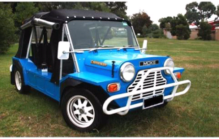 Wanted: Wanted: Mini moke  hire or similar