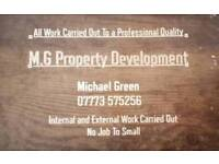 MG property development