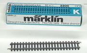 Marklin K Track