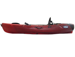 Winner Volador Angler Sit-on-Top Fishing Kayak with Paddle West Island Greater Montréal image 2