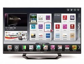 "42""LG smart tv selling it for £220 ONO ,need quick sale."