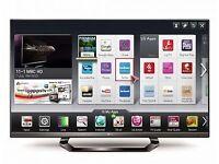 "42 ""LG smart TV £220 ONO ,TV is guaranteed ,NEED QUICK SALE."