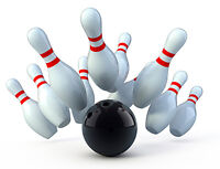 Women's 2015-2016 Bowling Season at Northcrest Lanes.