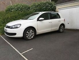 Volkswagen Golf 1.6TDI (105ps) Match Hatchback 5d 1598cc.