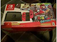 Nintendo switch plus extras need to be sold today open to offers