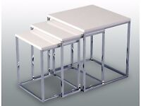 New nests of tables 17+ to choose from £55 - £299 IN STOCK TODAY