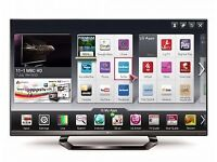 """42""""LG smart £200 PRICE IS NEGOTIABLE ,special offer tv and guaranteed."""