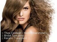 Highly Experienced and Professional Freelance and Mobile hairstylist for more than 10 years.