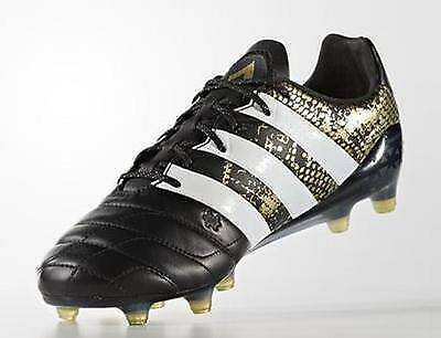 ADIDAS ACE 16.1 FG LEATHER FOOTBALL BOOTS. NEW! SIZE  10 ... 2980742d4243