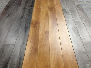 HARDWOOD FLOORING ENGINEERED LAMINATE VINYL SHEET CLICK City of Toronto Toronto (GTA) image 2