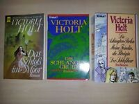 3 Victoria Holt Bücher Baden-Württemberg - Achern Vorschau