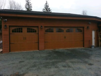 Garage Door , opener installs you supply . Service and repair